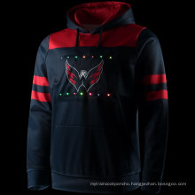 Loyalty Washington lights up pullover hoodie