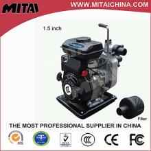 China Best Micro Einphasen-Benzin-Wasserpumpe mit vertrauenswürdiger Qualität