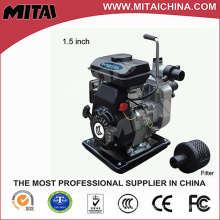 China Best Micro Single Phase Petrol Water Pump with Trustable Quality