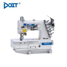 Máquina industrial do coverstitch do bloqueio super de alta velocidade de DTC858K