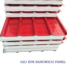 eps sandwich panel aluminium 4x8