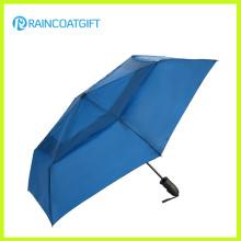 Parapluie de pliage automatique ouvert en gros
