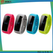 Soporte Android e Ios Silicon Smart Healthy Bracelet (SW-1017-001)