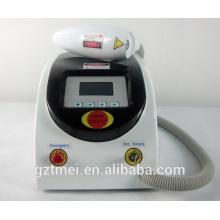 Machine portable de traitement de la peau au laser