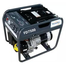 6kw Air Cooled Gasoline Generator/Generator/Generator Sets with Handle & Wheel Kit