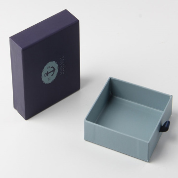 Matte Hard Cover Pull Out Box Paper Drawer