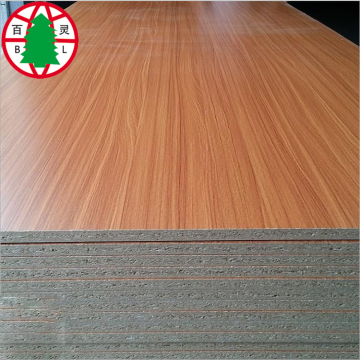 Melamine Laminated Particle Board Cheap Price Chip Board