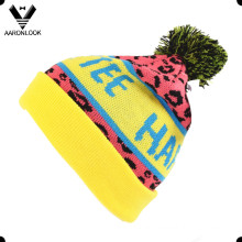 Children Fashion Colorful Cute Winter Cap