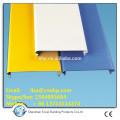 standard metal panels, tiles, canopies