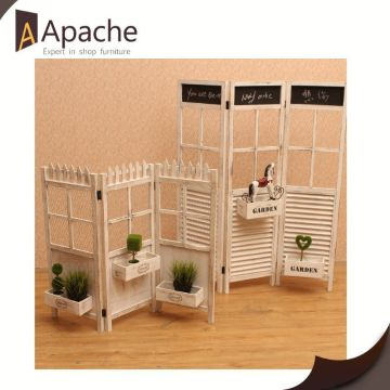 Quality Guaranteed factory directly white baking wood shoe display stand