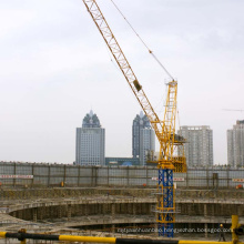 TCD5030 Luffing Tower Crane With Good Price and High Configuration