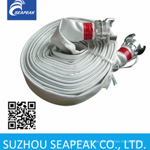 Fire Hose with Guillemin Coupling