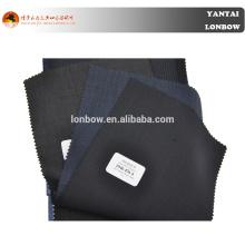 2015 modische Stil feine Qualität Pin Punkt Wolle Stoff für Anzug in verschiedenen Farben