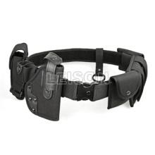Cinturón militar táctico del deber Nilón Estándar de la ISO con 8 bolsas (JYDY-N801-1)