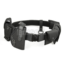 Military Tactical Duty Belt Nylon ISO Standard with 8 Pouches (JYDY-N801-1)