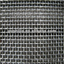 Flat top crimp wire mesh(Manufacture)
