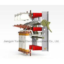HV atacado 3 fase carga AC quebrar Switch com unidade de combinação de fusível