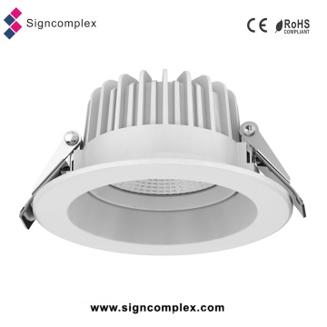 "China Manufacture 3""/4""/6""/8"" IP40 COB LED Recessed Downlight"