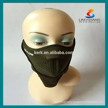 Sports protective masks half face helmet neoprene mask