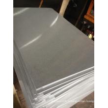 Feuilles en aluminium drapées pour panneaux