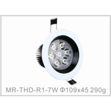 Plafonnier LED haute luminosité-7W
