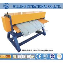 2014 nuevo tipo de maquinaria de hojalata de chapa hecha en China