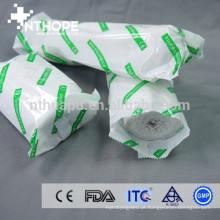 Saco de OPP embalagem médica gesso de paris curativo