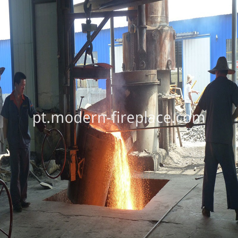 Fireplaces And Surrounds Production