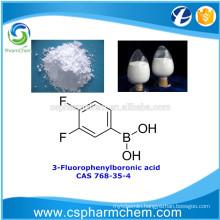 3-Fluorophenylboronic acid, CAS 768-35-4, OLED material