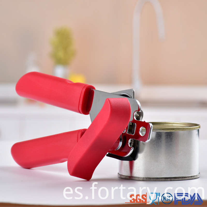 Plastic ergonomic Handle Tin Opener