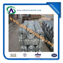 Fil de clôture de ferme à haute résistance/clôture de champ de ferme