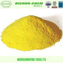 Fabricants à la recherche d'agents ou de distributeurs en ligne Achats caoutchouc ACCELERATEUR TE Poudre CAS NO.20941-65-5 ACCELERATEUR TDEC