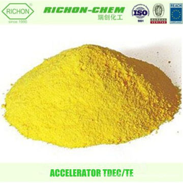 Fabricantes que buscan agentes o distribuidores Compras en línea ACELERADOR DE CAUCHO TE Powder CAS NO.20941-65-5 ACELERADOR TDEC