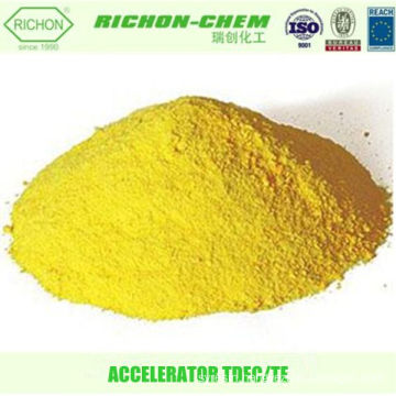 Manufacturers Looking for Agents or Distributors Online Shopping RUBBER ACCELERATOR TE Powder CAS NO.20941-65-5 ACCELERATOR TDEC