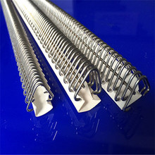 Fastener For Corrugated Belt