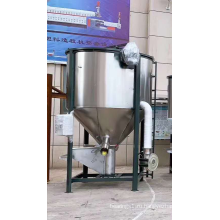 Смеситель для пластиковых пеллет из нержавеющей стали с сушкой