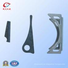 Folha de alumínio Auto Punching peças por fundição de ferro fundido