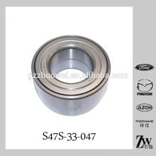 Cojinete de rueda delantera de los accesorios del coche de la calidad original S47S-33-047 para MAZDA BONGO