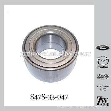 Original accessoires de voiture de qualité roulement de roue avant S47S-33-047 pour MAZDA BONGO