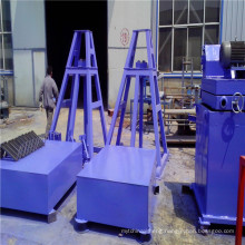frp tank winding machine/grp vessel production line