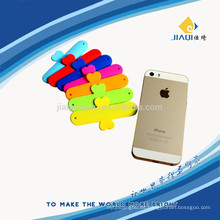 Stand de teléfono móvil de silicio personalizado