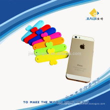 customized silicon mobile phone stand