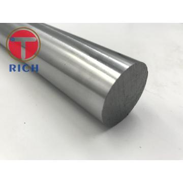 Hydraulic Cylinder  CK45 1045 12mm Induction Harden Chrome Plated Steel Piston Rod