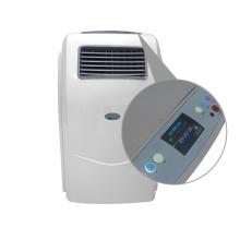 Tragbarer Luftreiniger aus Aktivkohle für den Wohnraum