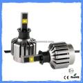 Integrado LED carro carro farol substituição iluminação escondida HID farol H3 LED Farol