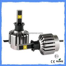 El coche integrado de la linterna del coche del LED substituyó la iluminación ocultada HID la linterna H3 LED Faros