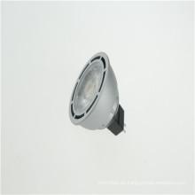 Venta caliente GU10 E27 MR16 7w Dim llevó la luz del punto