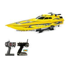 Barato 2.4 GHz 1/12 Escala R / C RC RTR Racing barco nave en venta