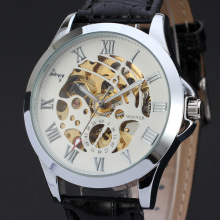 small dial watch design winner mechanical men watch