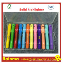 Magic Colorful Solid Highlighter